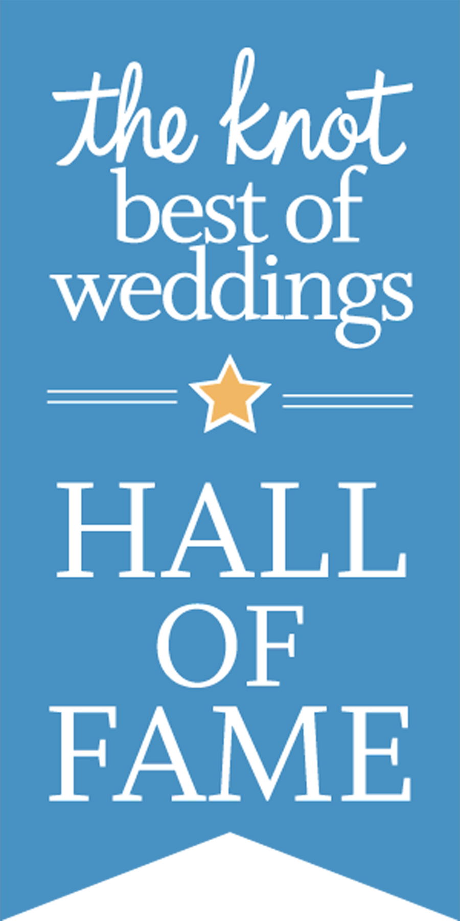 The Knot Wedding Hall of Fame