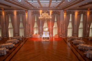 The Grand Ballroom for Weddings and Receptions