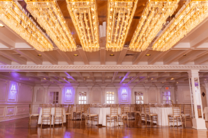 Belmont and Machester Rooms for Weddings and Receptions