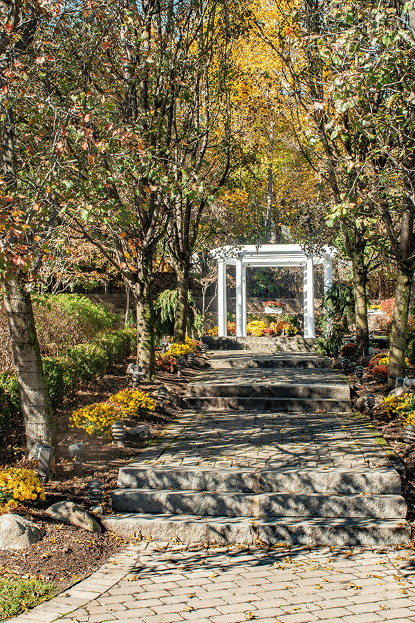 The Gardens for Weddings and Receptions