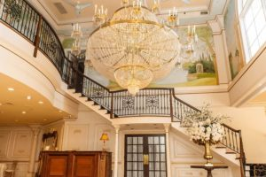 Main Lobby for Weddings and Receptions