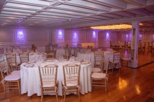 Belmont and Manchester Rooms for Weddings and Receptions